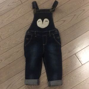 💜Free with Purchase~Gap Overalls 2T